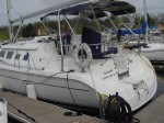 2005 Hunter 41 Deck Salon