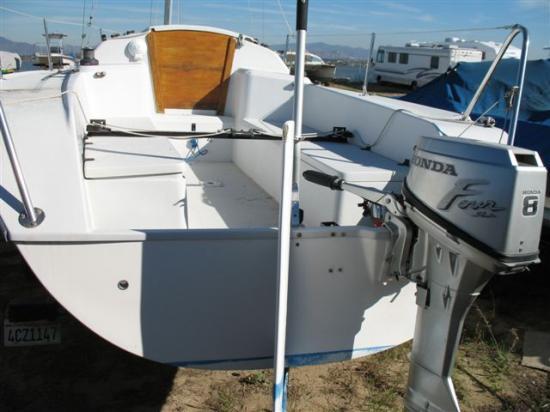 Photo of Santana 2023-A sailboat