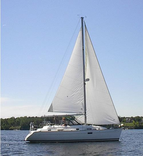 Photo of Beneteau 36CC sailboat