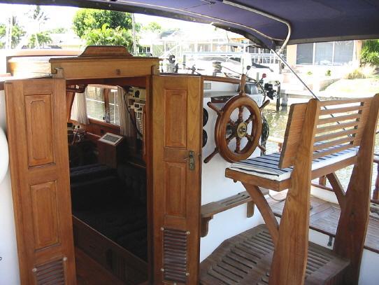 Photo of Island Trader 40 sailboat