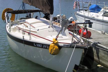 Photo of Com-Pac 19 II sailboat