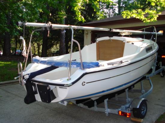 Photo of Com-Pac * * New - Legacy 17 * * sailboat