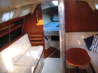 Photo of Catalina 34 sailboat