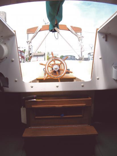 Photo of Com-Pac 20 Horizon Catboat sailboat