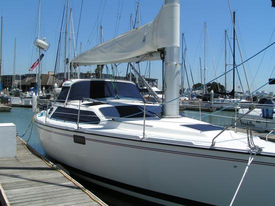 Photo of Hunter Vision-36 sailboat