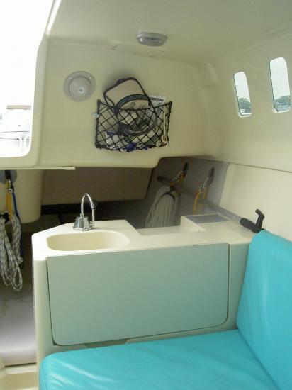Photo of Hunter 23.5 sailboat