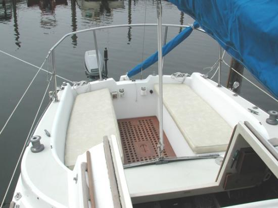 Photo of Oday 25 sailboat