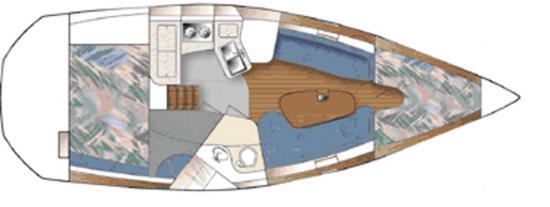 Photo of Catalina 320 sailboat