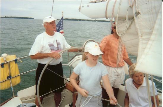 Photo of C and C 44 sailboat