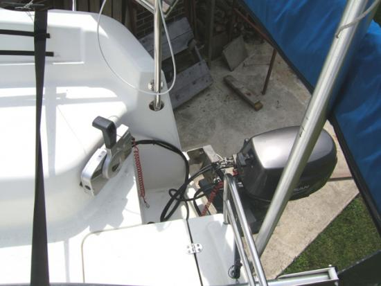 Photo of Hunter 26 sailboat