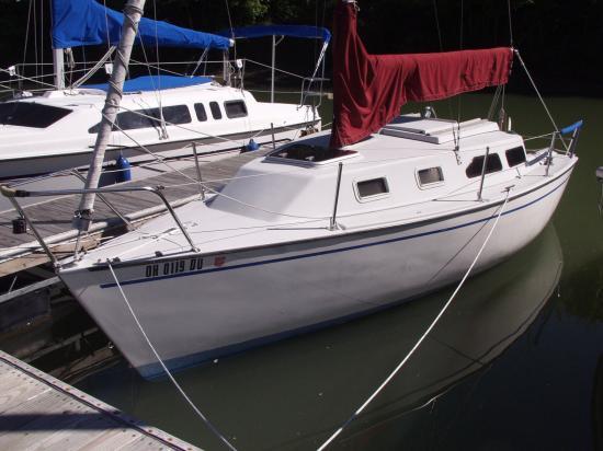 Photo of Santana 2023C sailboat