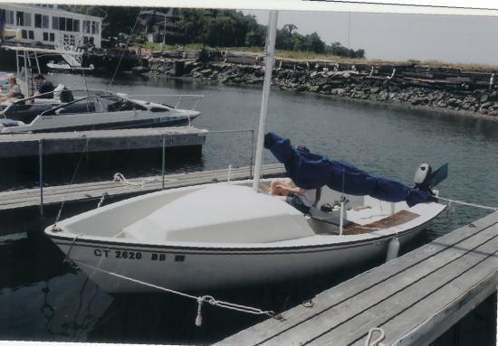 Photo of Harpoon 5.20 sailboat