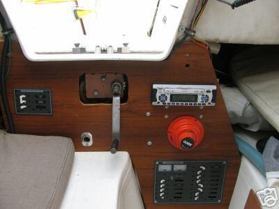 Photo of MacGregor 22 sailboat
