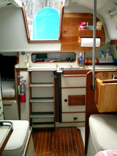 Photo of C and C 32 sailboat