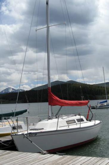 Photo of S2 7.9 Grand Slam sailboat