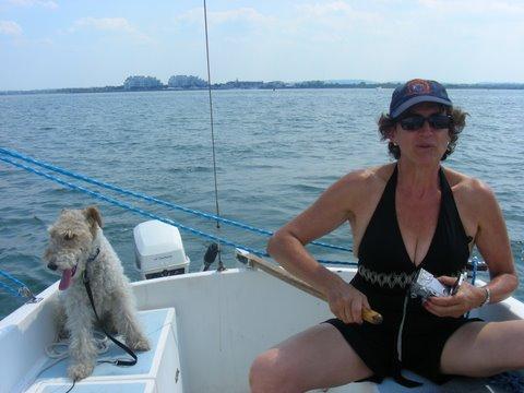 Photo of Oday 22 sailboat