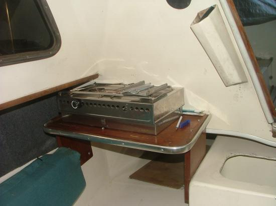 Photo of Seaward 24 sailboat