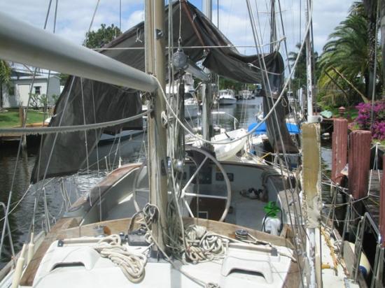 Photo of Camper and Nicholson 44cc sailboat