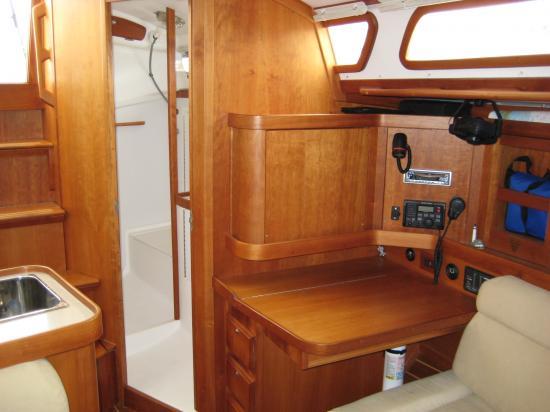 Photo of Sabre 362 sailboat