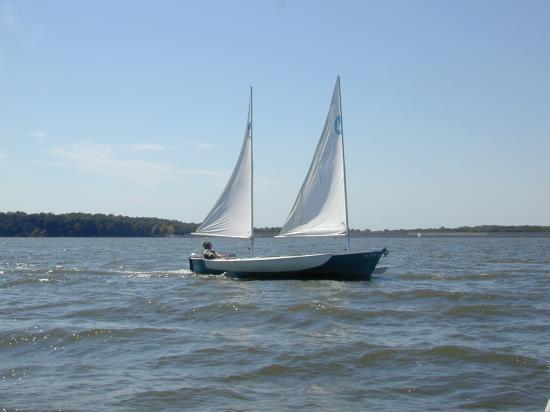 Photo of Sea Pearl Tri Sport 21 sailboat