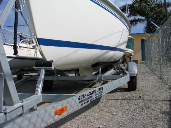 Photo of Catalina 22mkII sailboat