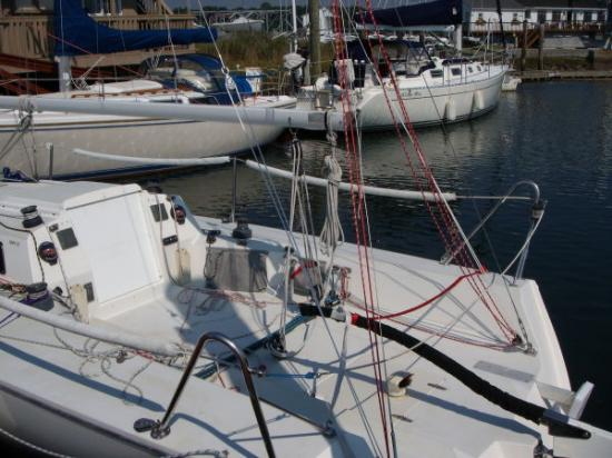 Photo of Tripp 26 sailboat