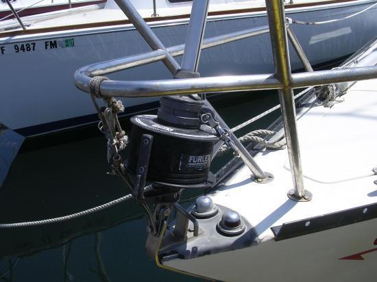 Photo of San Juan 28 sailboat