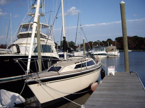 Photo of Oday 272 sailboat