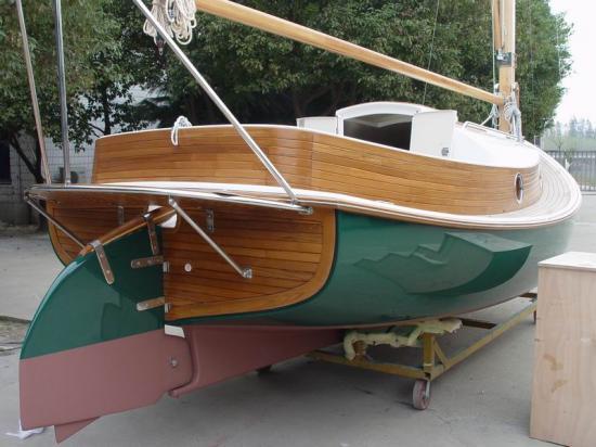 Photo of Catboat C-Cat 18 sailboat