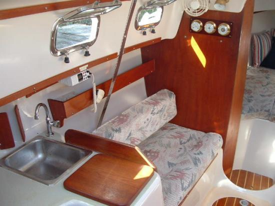 Photo of Seaward S25 sailboat
