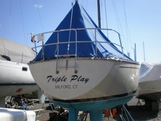 Photo of S2 9.2A sailboat