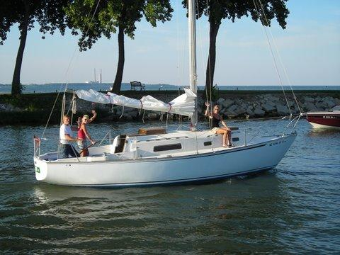 Photo of Irwin 28 sailboat