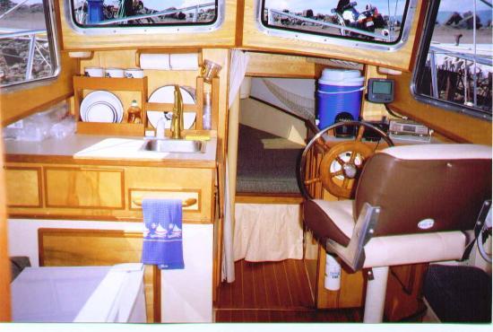 Photo of Nimble Kodiak sailboat