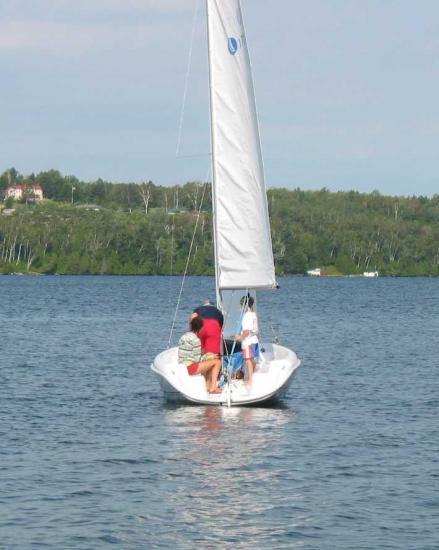 Photo of Hunter 170 sailboat