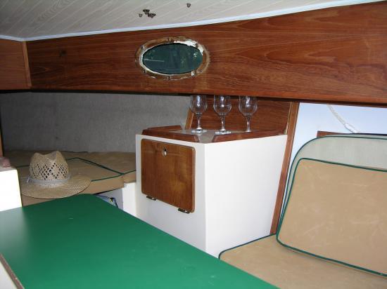 Photo of Nimble 20 Tropical sailboat