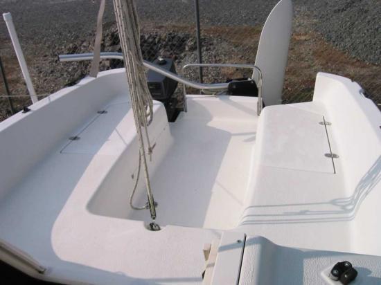 Photo of Hunter 19_93-96 sailboat