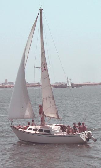 Photo of Lancer 30 sailboat