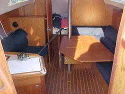 Photo of Hunter 290 sailboat