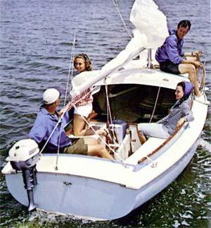 Photo of  Mariner  Photos sailboat