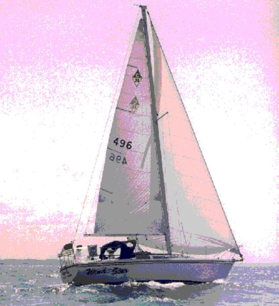 Photo of Catalina 30 sailboat