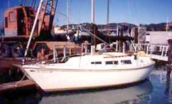 Photo of Catalina 27 sailboat