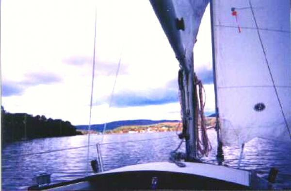 Photo of Catalina Capri-18 sailboat