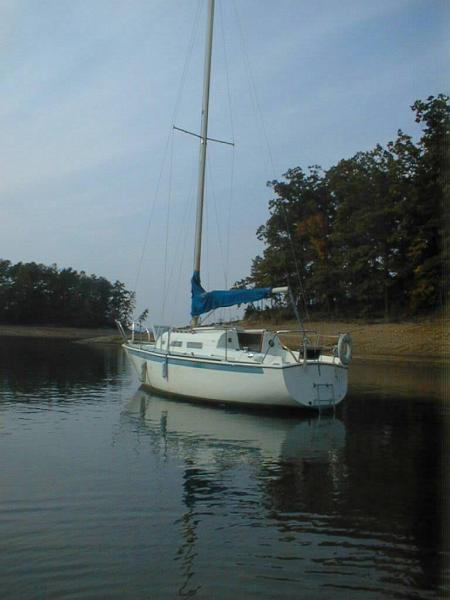Photo of Oday 27 sailboat