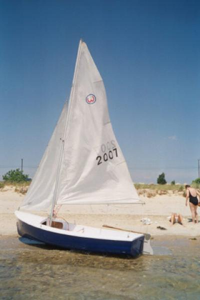 Photo of Oday 12 sailboat