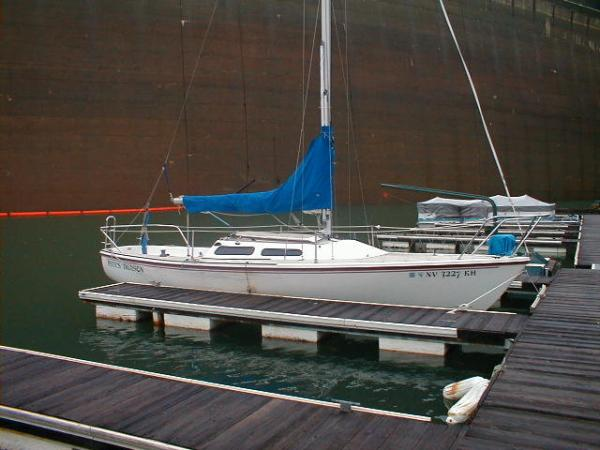 Photo of Catalina 25 sailboat