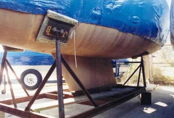 Photo of Hunter 25.5 sailboat