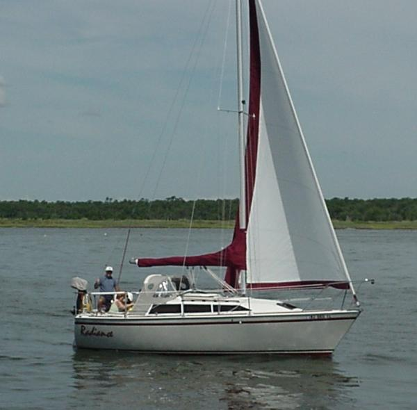 Photo of Oday 272LE sailboat