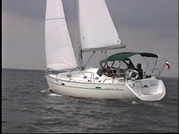 Photo of Beneteau 331 sailboat
