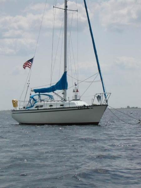 Photo of Hunter 30_74-83 sailboat