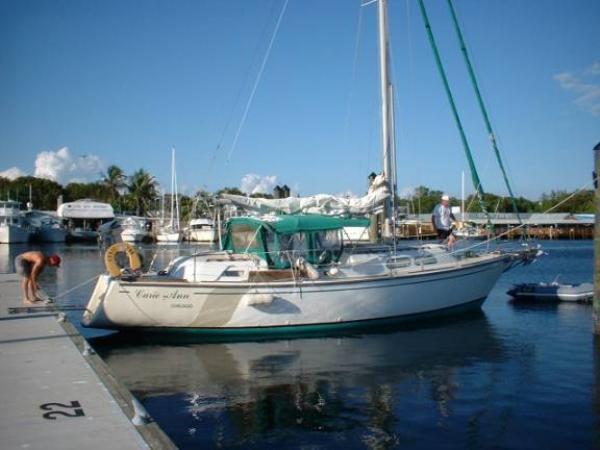 Photo of Oday 32 sailboat